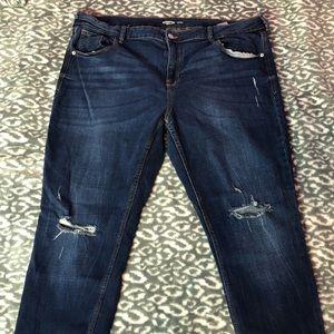 Old Navy Rockstar Super Skinny Jeans (20)